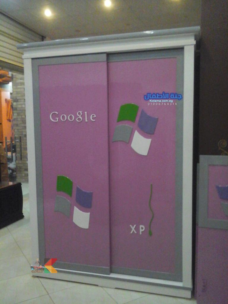 غرف نوم اطفال مودرن جرار جوجل