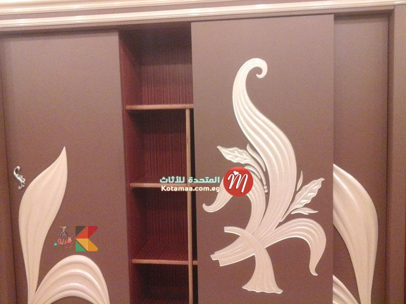 اجمل غرف نوم جرار 2015 المتحده للاثاث (6)