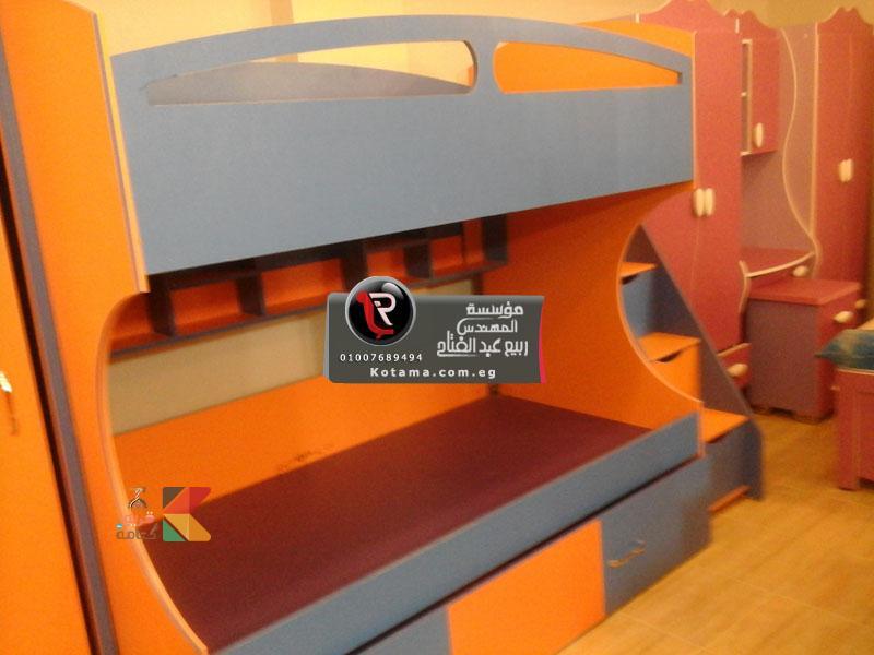 احدث غرف نوم اطفال دورين 2016
