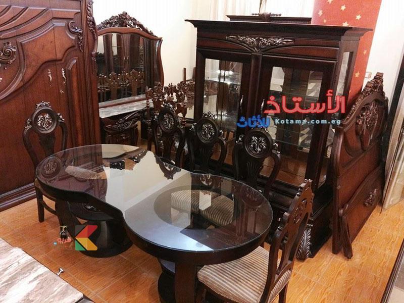 غرف سفره كلاسيك كابول 2015
