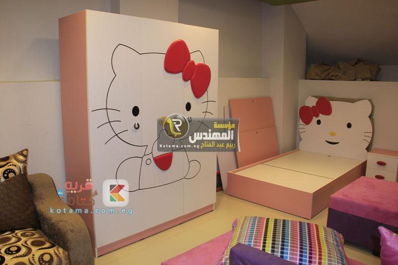 غرف نوم اطفال 2016 مؤسسه المهندس   قريه كتامه