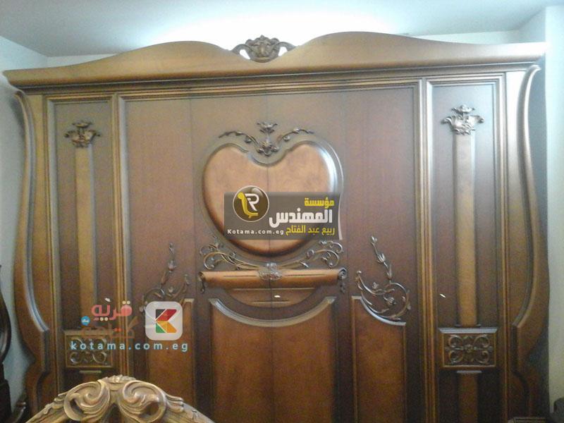 غرف نوم كلاسيك 2016 غرف نوم تفاحه قريه كتامه