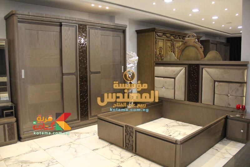غرف نوم مودرن جرار 2017 بالصور كاملة   قريه كتامه
