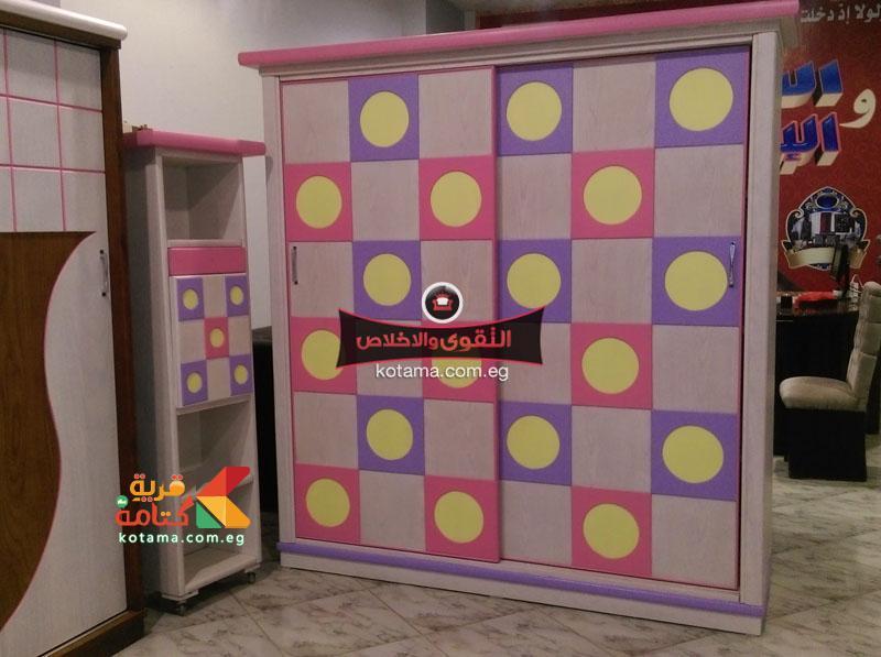 غرف نوم اطفال مودرن 2017 جرار   قريه كتامه