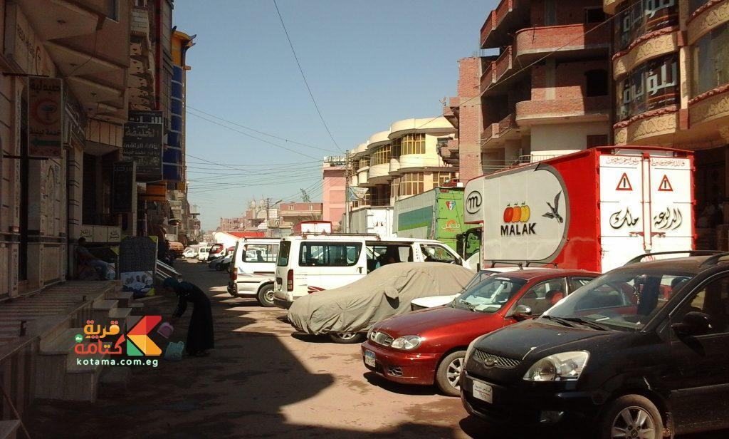 صوره من مدخل القريه