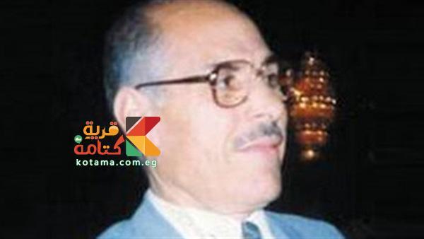 صوره للدكتور / عبد الفتاح الشيخ ( رئيس جامعة الازهر ) رحمه الله
