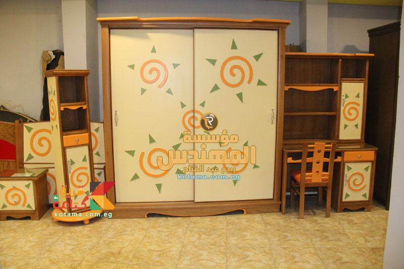صور غرف نوم اطفال 2017 مودرن