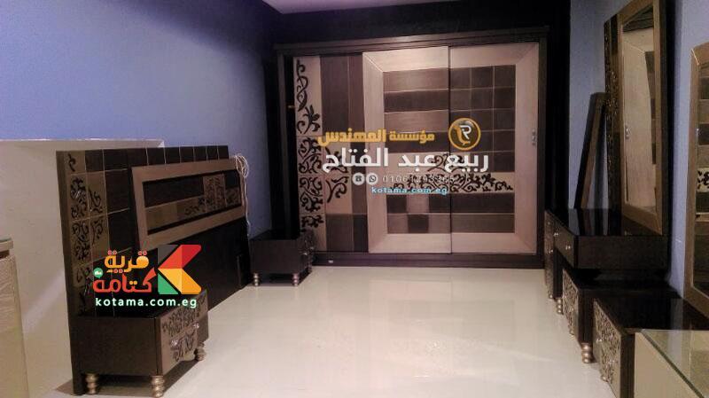 غرف نوم مودرن جرار 2017 كامله للعرسان