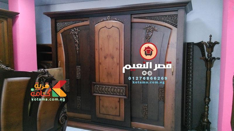 غرف نوم قصر النعيم