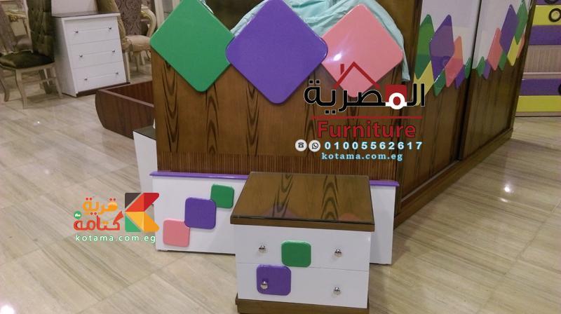 غرف نوم اطفال 2018