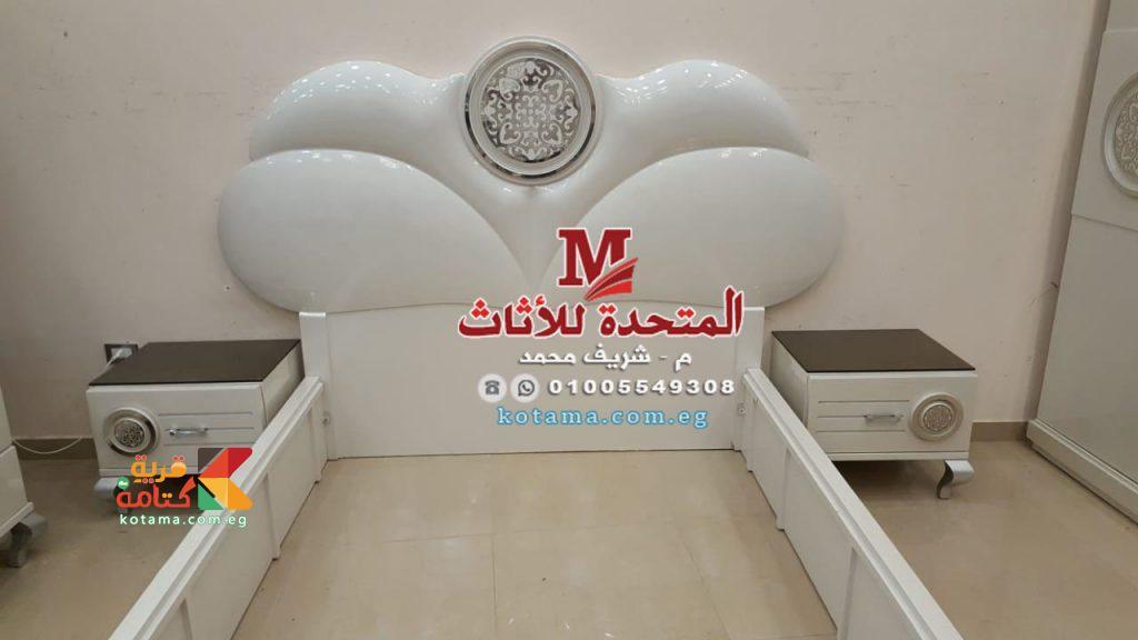 غرف نوم للعرسان مودرن 2019