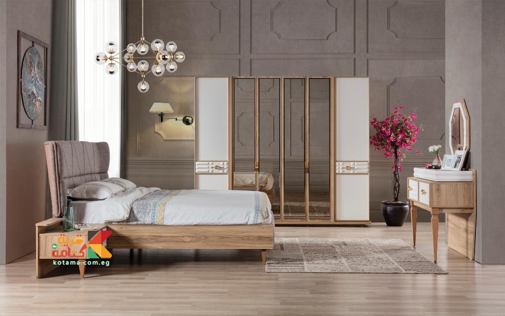 غرف نوم للعرسان كاملة 2020