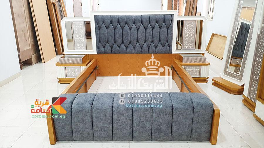غرف نوم مودرن 2021 للعرسان