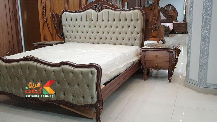 سرير غرف نوم كلاسيك 2021