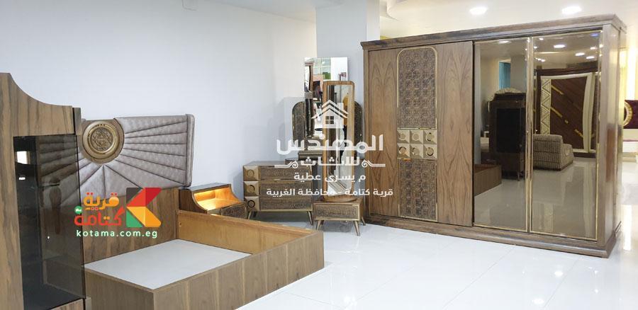 غرف نوم مودرن 2022 كامله للعرسان